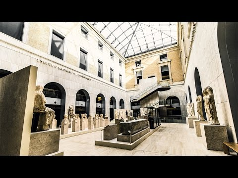 Restoration of the National Archaeological Museum (MAN), Madrid   ACCIONA