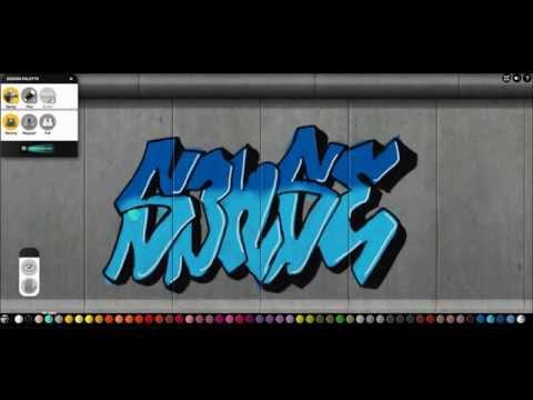 Virtual Graffiti: Sense