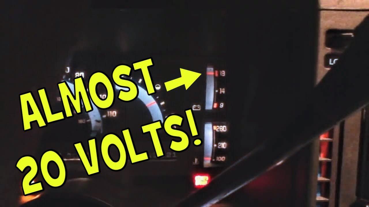 bad voltage regulator [ 1280 x 720 Pixel ]