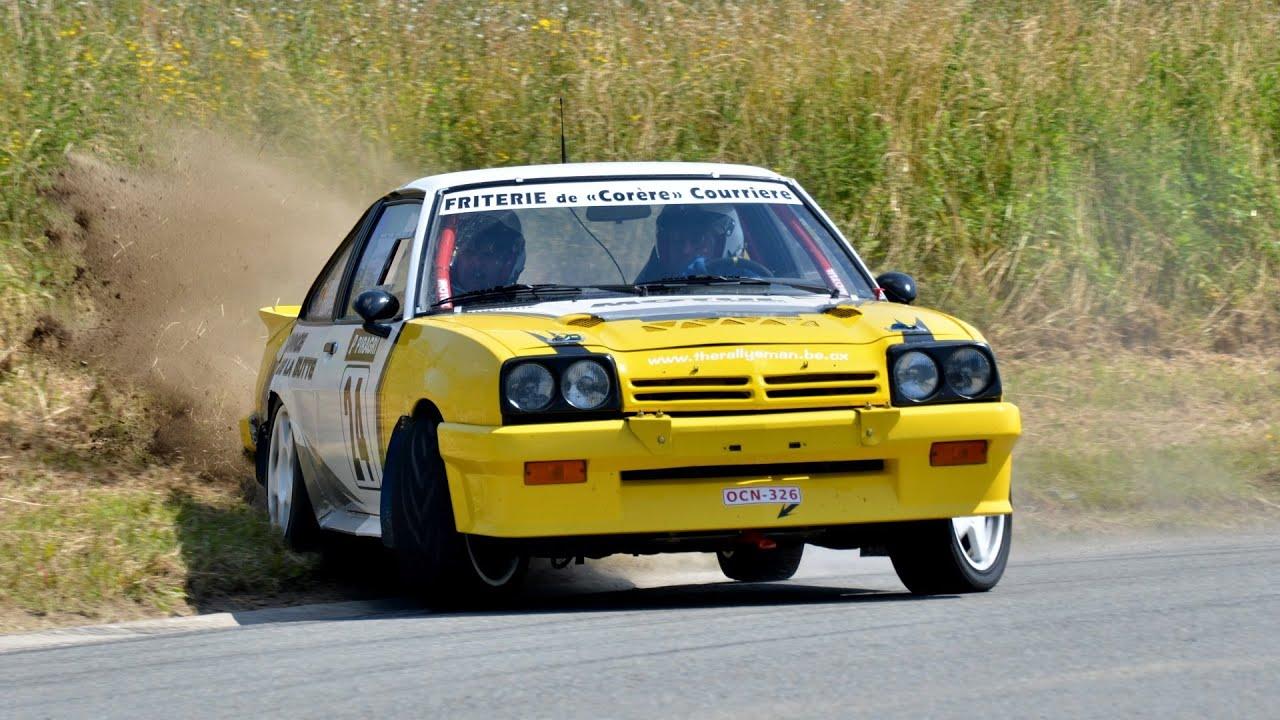 Rally Car Wallpapers Free Onboard Rs De Ach 234 Ne 2013 Comp 232 Re Opel Manta I240