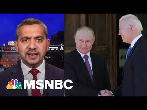 Mehdi: Putin Did His 'Best Impression Of Sen. Ron Johnson' Discussing Jan. 6