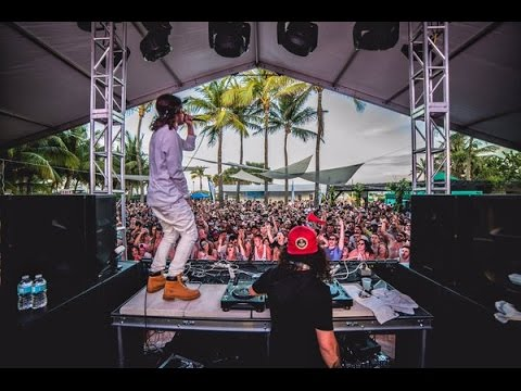 DVBBS - Live at Miami Music Lounge, 1 Hotel South Beach 2016