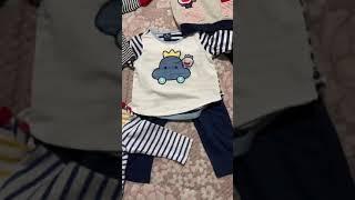 [헬로마켓] - 중고 아기옷 90(22000원)
