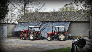 || Modernizacja stodoły i utwardzanie podwórka  2k18 || Case96 ||