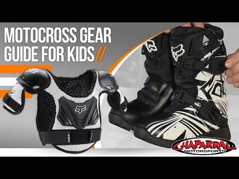 Motocross Gear Guide For Kids  | ChapMoto.com