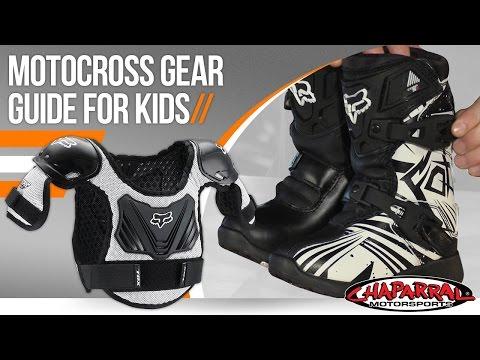 Motocross Gear Guide for Kids  | ChapMoto.com