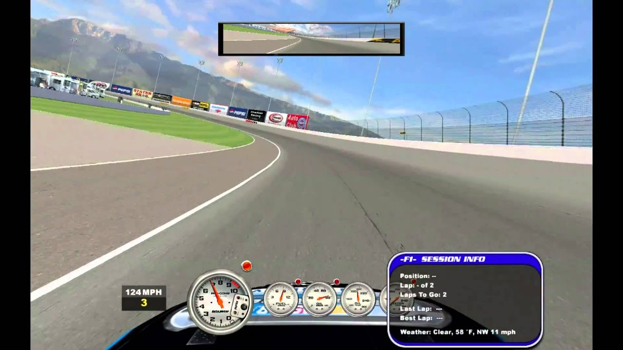 NASCAR Racing 2003 / 2007 Gameplay Clips Pt. 3 - Truck & Nationwide ...