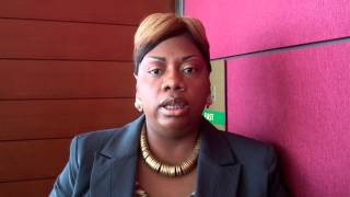 APHA interviews Shemeka Hamlin-Palmer, PhD, of Open Arms Healthcare Center