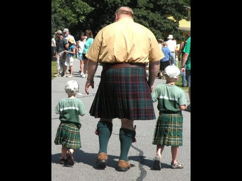 What Tartan Can I Wear If I Have No Family Clan?