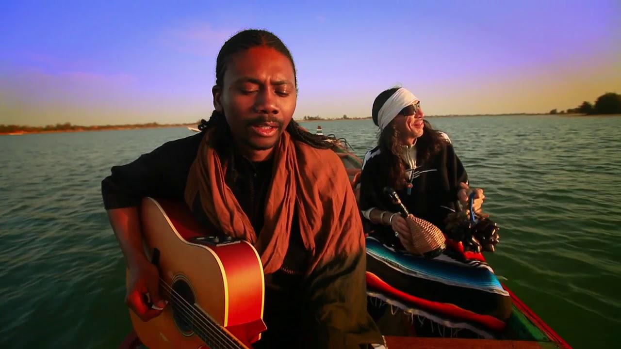 KHARIT featuring Hervé Samb & Daniel Moreno