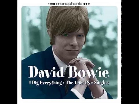 David Bowie - Do Anything You Say (alternate mix)