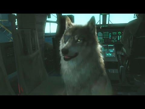 Metal Gear Solid 5: Meet DD (Diamond Dog)
