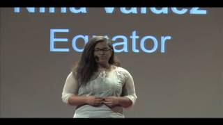 Equator | Nina Valdez | TEDxChallengeEarlyCollegeHS