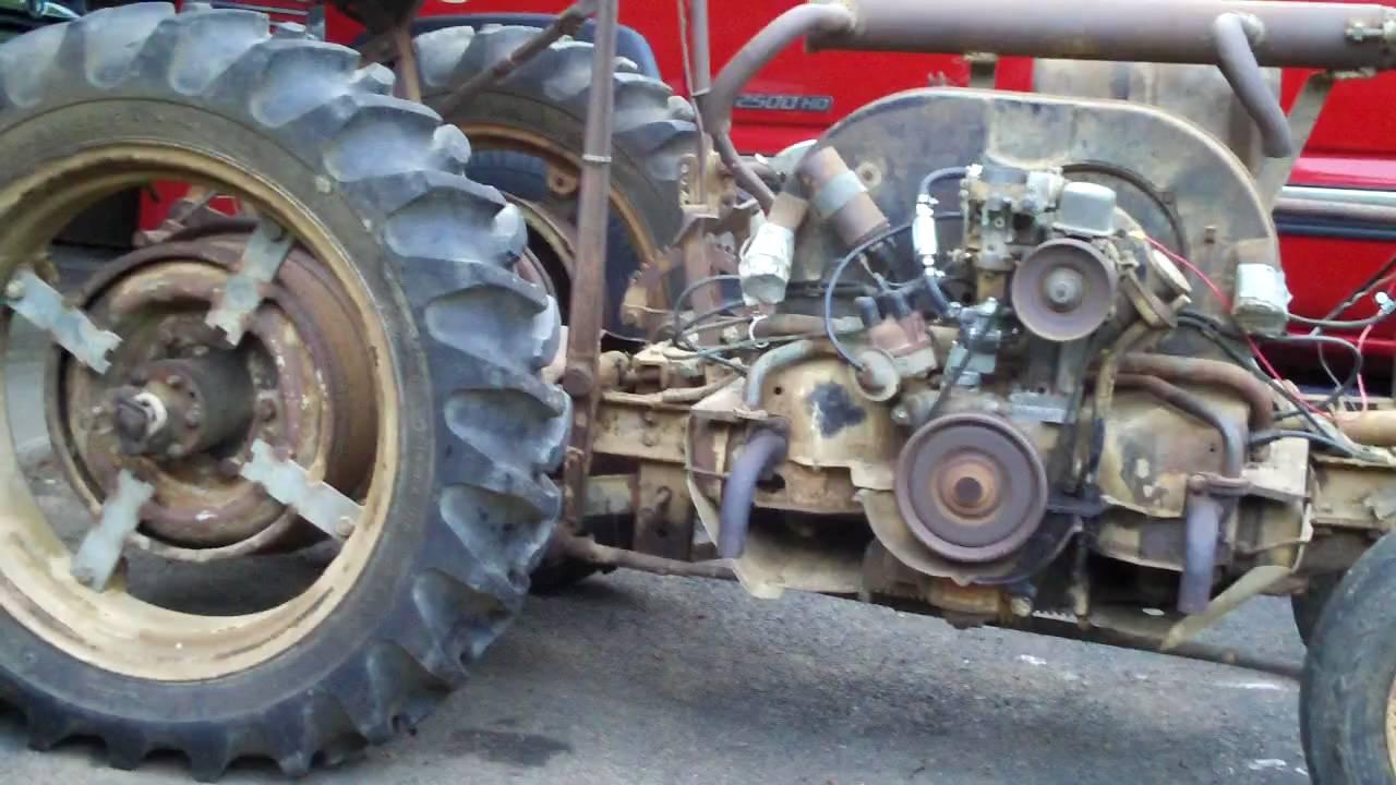 volkswagen tractor