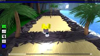 Roblox - The Doom Wall 2 - Beach Blithe SINGLE Tentative