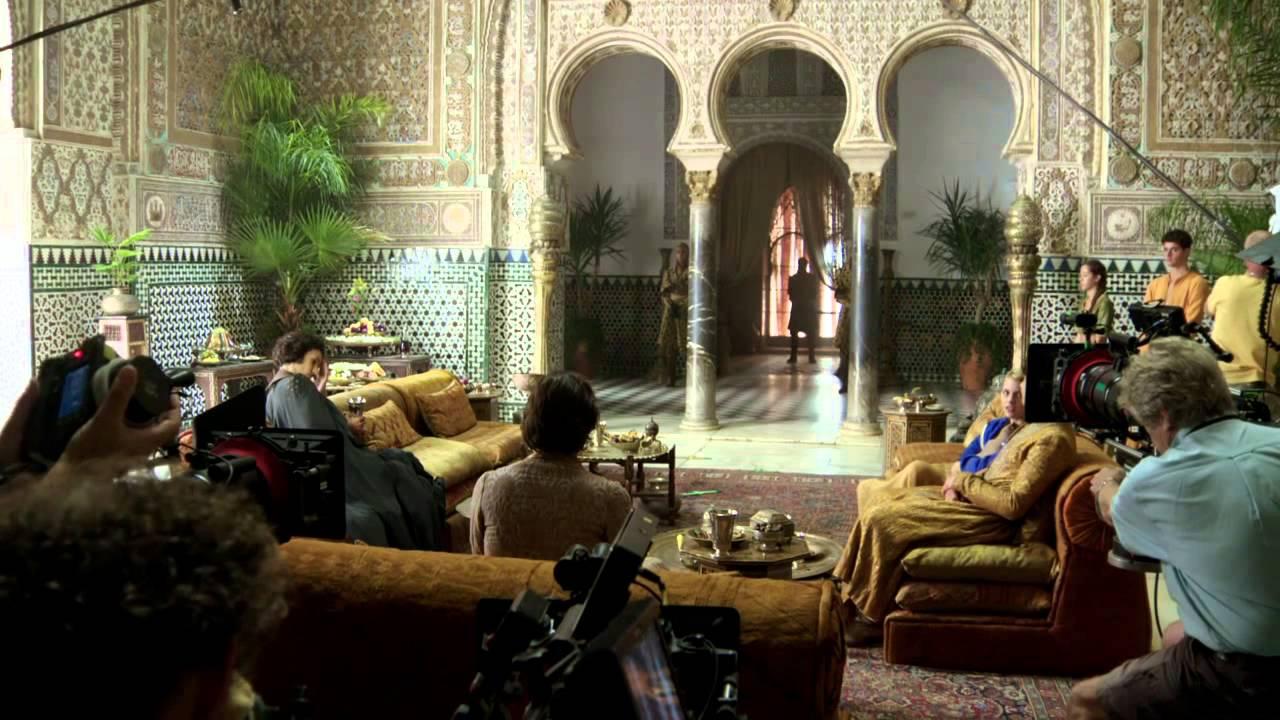 Game of Thrones Season 5: Artisan Piece #2 – Set Design (HBO) - YouTube