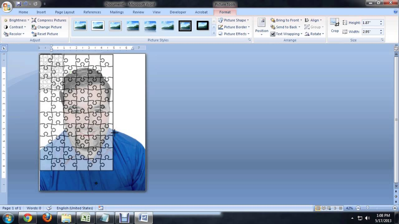 How To Create Jigsaw Puzzles In Microsoft Word PowerPoint Or Publisher Tech Niche