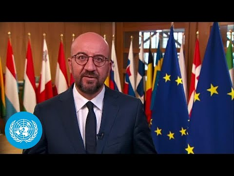 🇪🇺 European Union - President Addresses General Debate, 75th Session