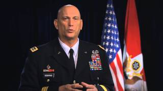 General Raymond T. Odierno: Soldier for Life Program