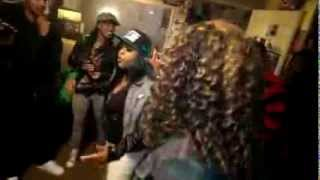 Girl Sucker Punches Opponent Because She Lost Battle Rap In Oh…