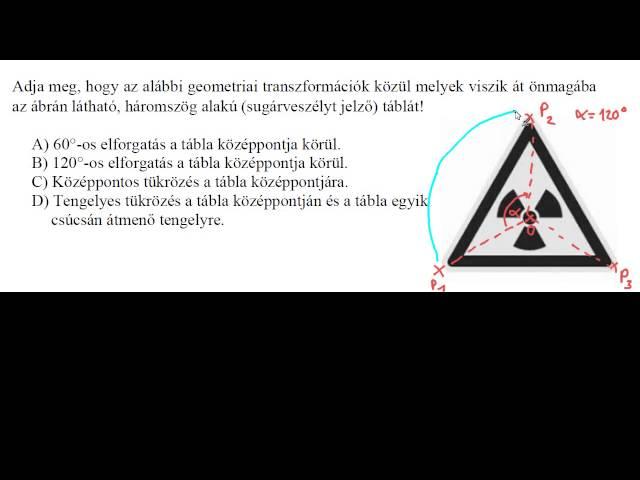 7. feladat - Geometriai transzformáció