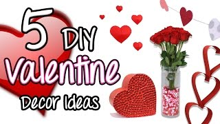 5 DIY Valentine Decor Ideas | Brooklyn and Bailey