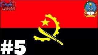 Geopolitical Simulator 4 - Angola - pt5: Bad Debt