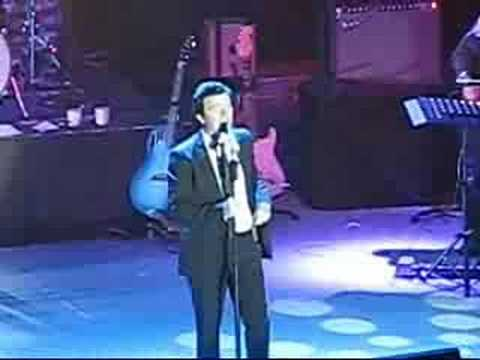 Rick Astley - Cry for Help (Manila, Philippines)