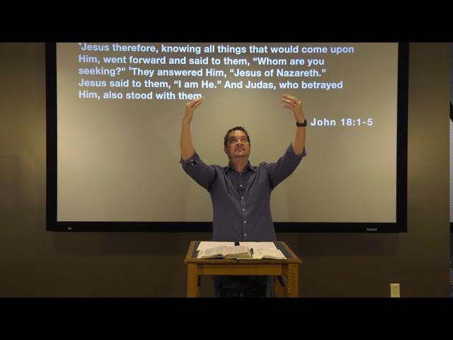 Studies in John - #109: Crossing Kidron