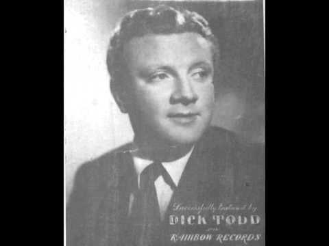 You Forgot About Me (1941) - Dick Todd