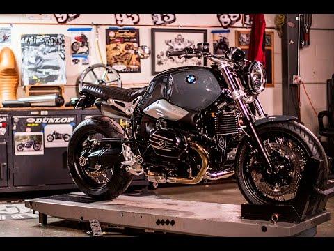 BMW Nine T >> RSD X BMW Motorrad Machined Line - YouTube