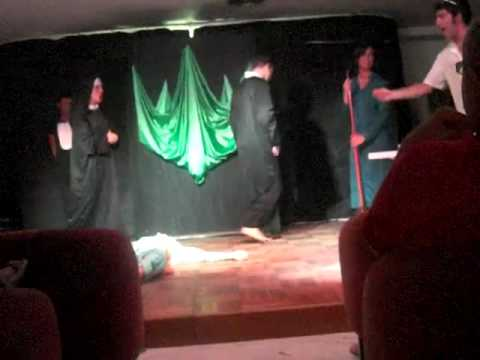 "cabaret: ""Hollywood"" - Animaciòn Italiana & Staff S'Entrador Playa, Mallorca"