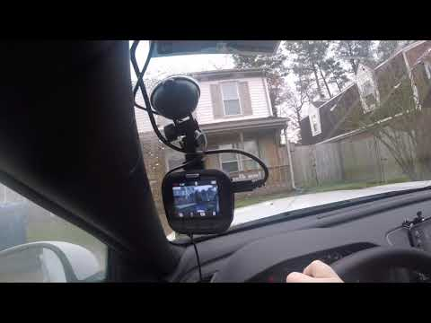 Cobra CDR-895D Dash Camera Overview Part 2
