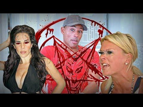 Florian (LVDA2): Kim Glow VS Amélie Neten ? «J'ai vu le démon, elles étaient possédées !»