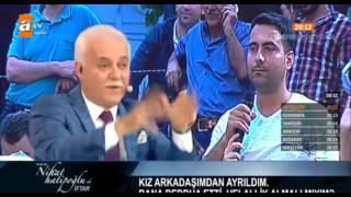"""Nihat Hatipoğlu'na """"Kız Arkadaşımdan Ayrıldım Beddua Etti"""""""