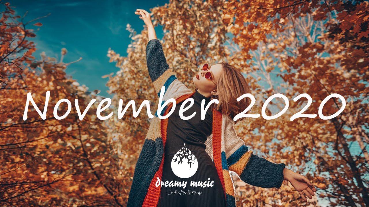 New Indie/Pop/Folk Compilation - November 2020