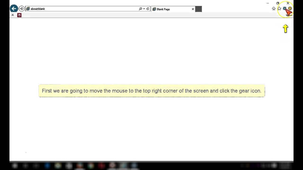 Fix blank page on Internet Explorer