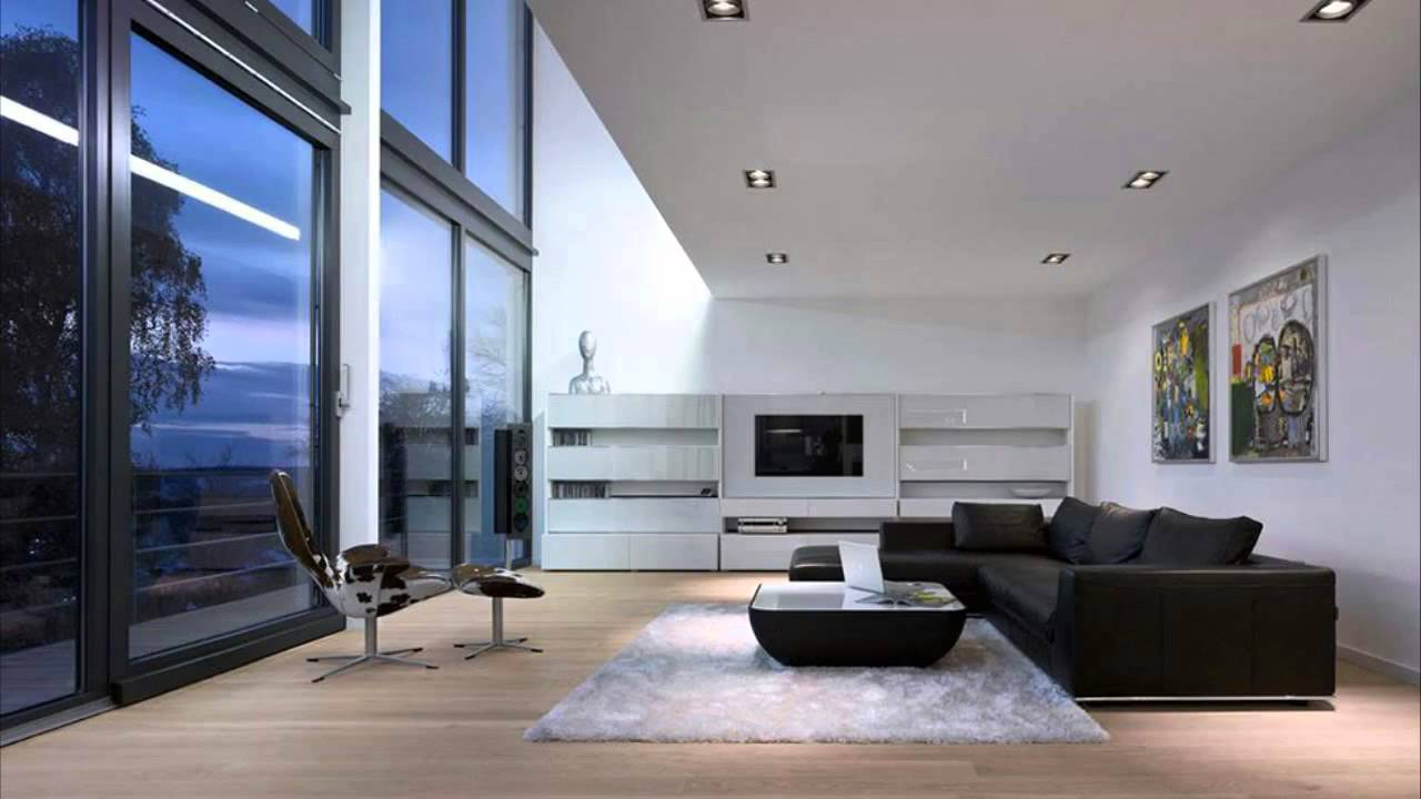 home interior design ideas - modern private house in ahlen