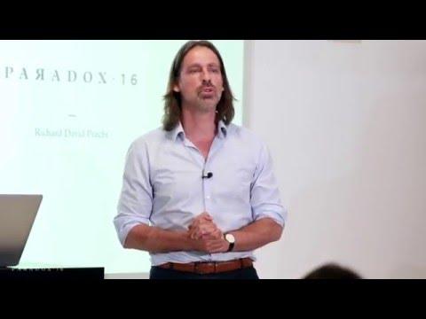 Richard David Precht - Wirtschaft und Gesellschaft - PARADOX 16 Bildung versus Wissen