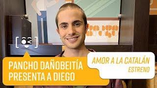 Francisco Dañobeitía presenta a Diego   Amor a la Catalán