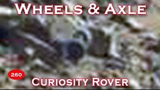 Obvious Wheels & Axle Imaged By NASA