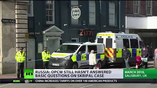 Russia has 13 questions for OPCW over Skripal case… and doesn't get any answer