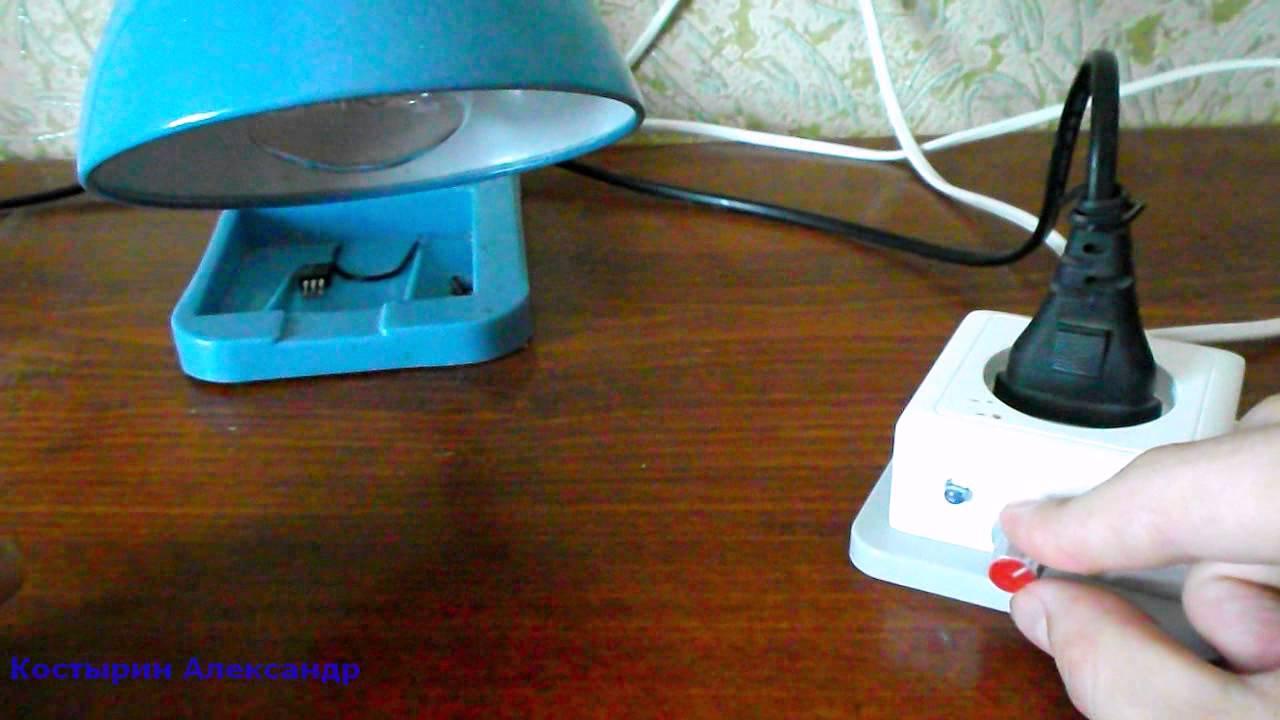 схема китайского светорегулятора