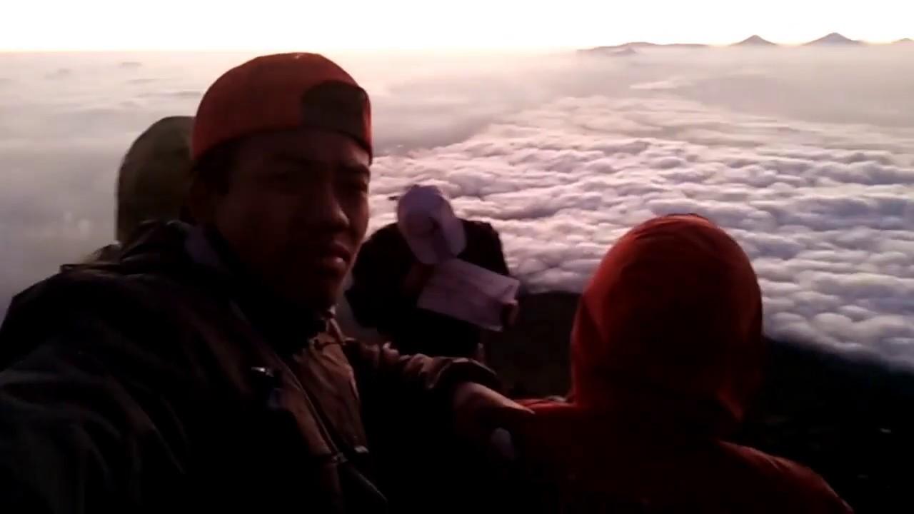 gunung slamet story wa anak gunung