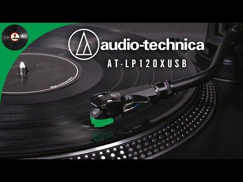 Обзор проигрывателя Audio Technica AT-LP120XUSB