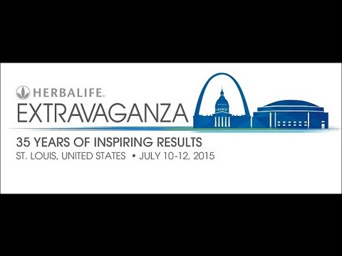 Herbalife Extravaganza - St Louis, USA - July 2015