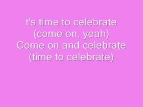 Whitney Houston Feat. Jordin Sparks - Celebrate ( Lyrics )