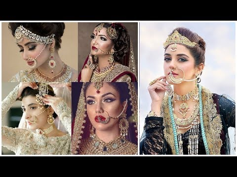 nose ring nath designs=nath design bridals=gold nose jewelry