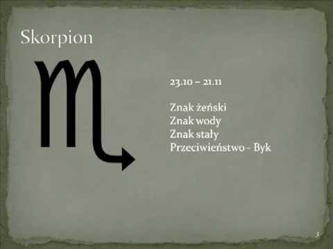 Skorpion waga i Bezpłatny Horoskop