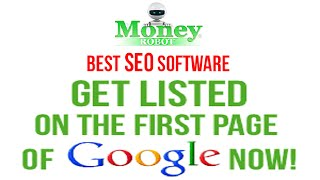 money robot submitter the best high quality link building software